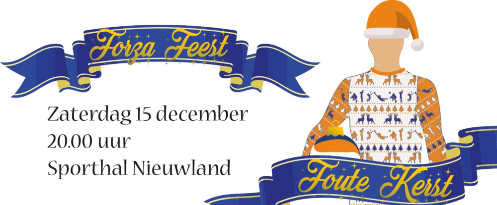 Afbeelding 15 december - Forza's Foute Kerst