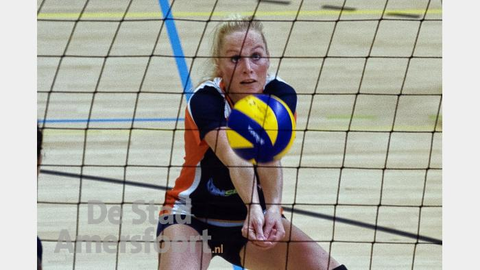 Afbeelding [Stad Amersfoort] Valse start volleybalvrouwen Forza